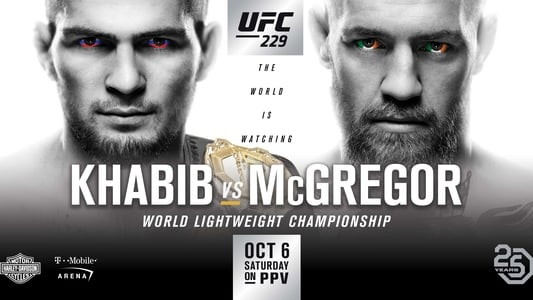 Image Movie UFC 229: Khabib vs. McGregor 2018