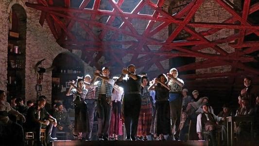 Backdrop Movie Carmen - Met Opera Live 2019