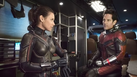 Backdrop Movie Ant-Man and the Wasp 2018