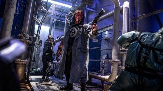 Streaming Full Movie Hellboy (2019)