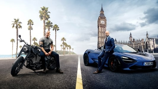 Backdrop Movie Hobbs & Shaw 2019