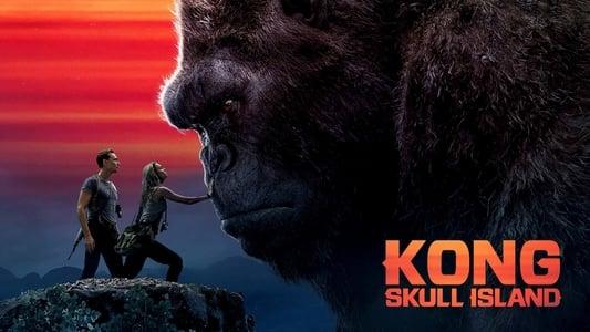 Backdrop Movie Kong: Skull Island 2017