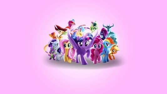 Backdrop Movie My Little Pony: The Movie 2017