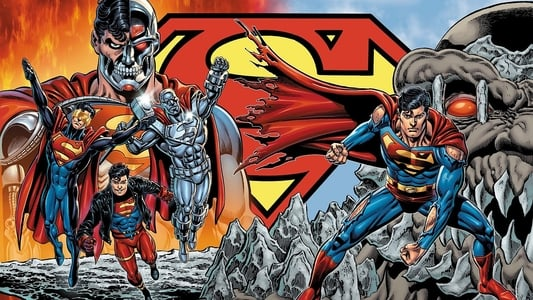 Backdrop Movie Reign of the Supermen 2019