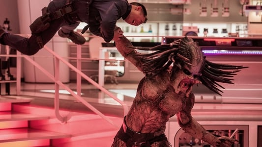 Watch Full Movie Online The Predator (2018)