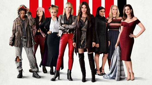 Image Movie Ocean's Eight 2018
