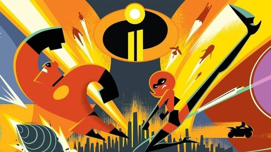 Backdrop Movie Incredibles 2 2018