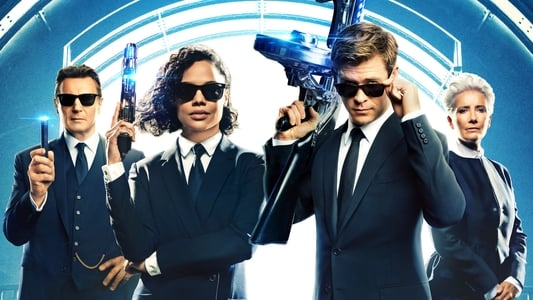 Backdrop Movie Men in Black: International 2019