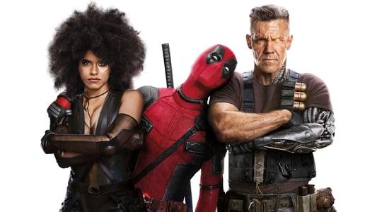 Backdrop Movie Deadpool 2 2018