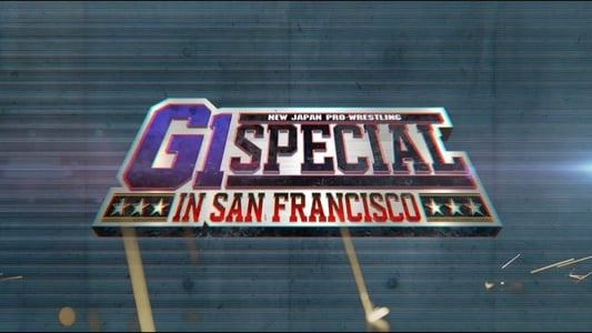 Backdrop Movie NJPW G1 Special In San Francisco 2018