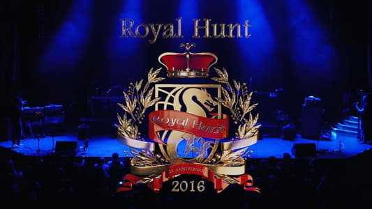 Backdrop Movie ROYAL HUNT Live 25 Anniversary 2016 2017