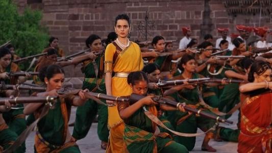 Backdrop Movie Manikarnika 2019