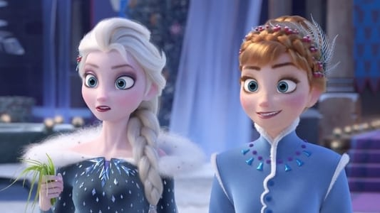 Image Movie Olaf's Frozen Adventure 2017