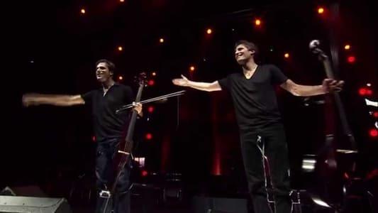 Backdrop Movie 2CELLOS (Sulic & Hauser) Live at Arena Zagreb 2018