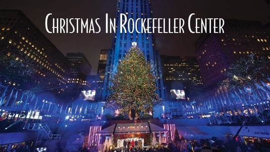 Backdrop Movie Christmas in Rockefeller Center 2017