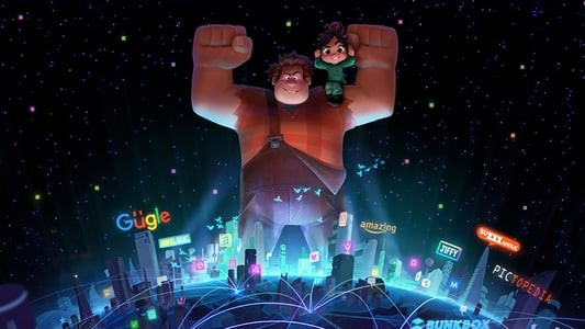 Streaming Full Movie Ralph Breaks the Internet (2018) Online