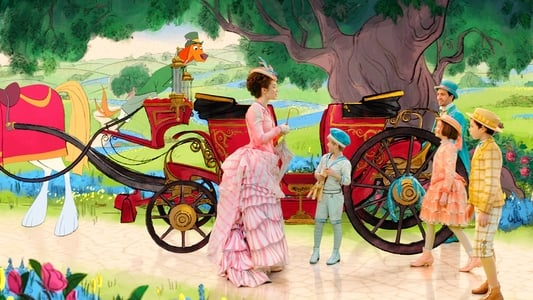 Backdrop Movie Mary Poppins Returns 2018