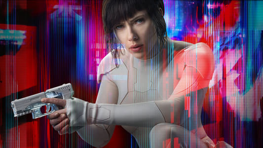 Image Movie Ghost in the Shell 2017