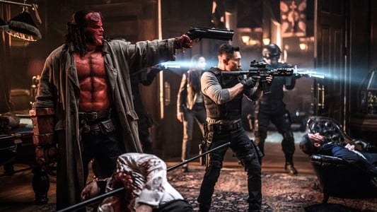 Watch Full Movie Online Hellboy (2019)