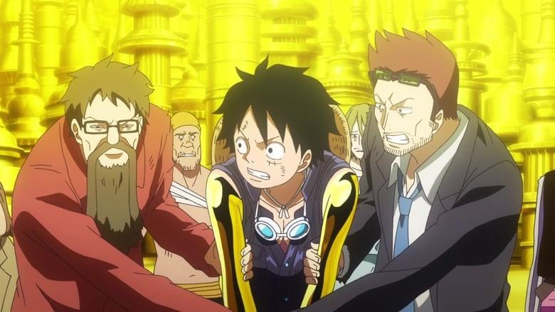 Backdrop Movie One Piece Film: GOLD 2016