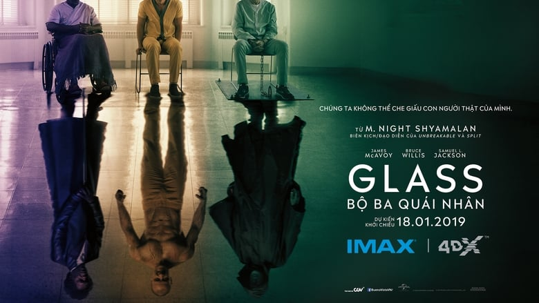Backdrop Movie Glass 2019