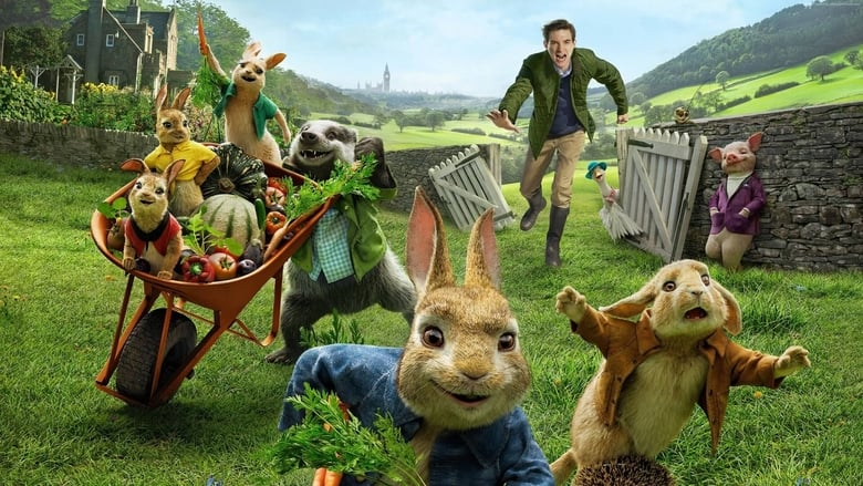 Streaming Movie Peter Rabbit (2018)