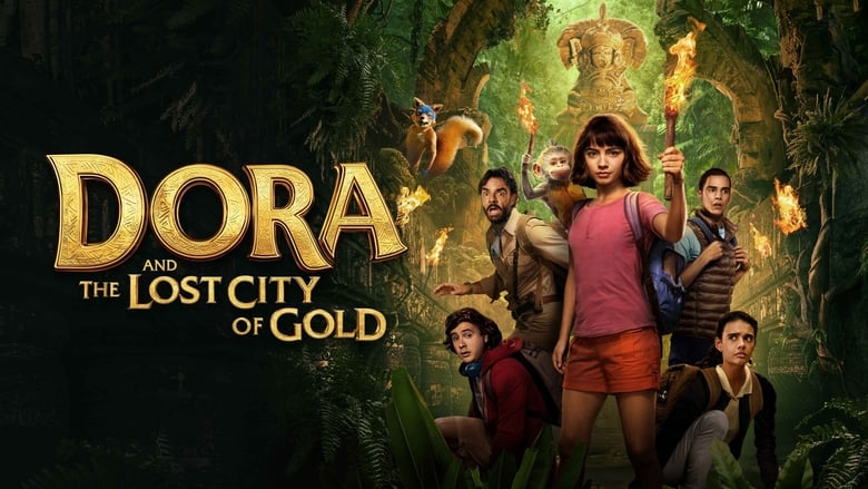 Backdrop Movie Dora and the Lost City of Gold 2019