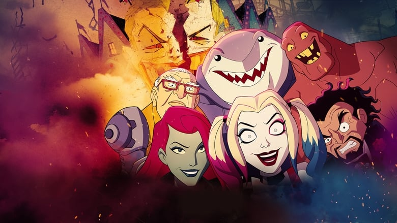 Update!: Harley Quinn Season 1 Episode 2 live stream, release date?