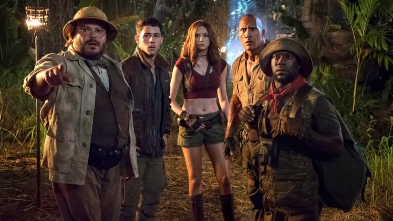 Download Full Movie Jumanji: Welcome to the Jungle (2017)