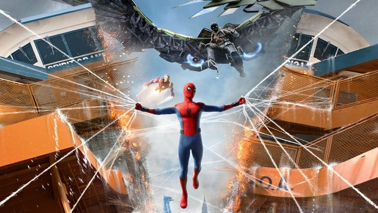 Backdrop Movie Spider-Man: Homecoming 2017