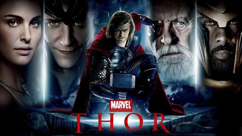 Backdrop Movie Thor 2011