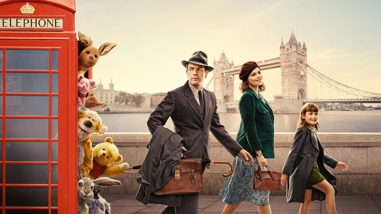 Backdrop Movie Christopher Robin 2018