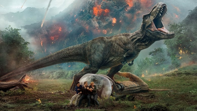 Watch and Download Movie Jurassic World: Fallen Kingdom (2018)