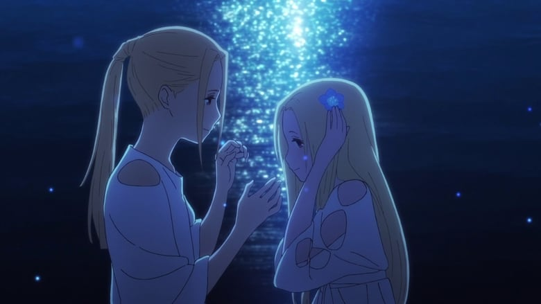 Backdrop Movie Maquia: When the Promised Flower Blooms 2018