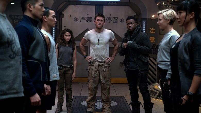 Backdrop Movie Pacific Rim: Uprising 2018