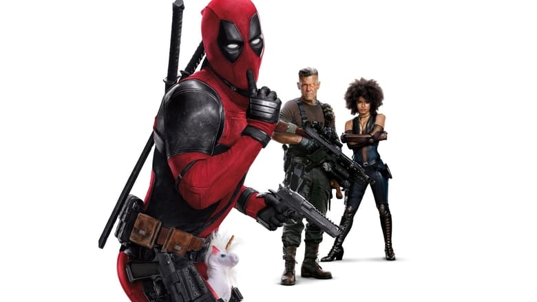 Download Movie Deadpool 2 (2018)
