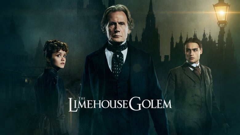 Backdrop Movie The Limehouse Golem 2016