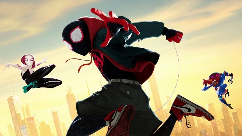 Backdrop Movie Spider-Man: Into the Spider-Verse 2018