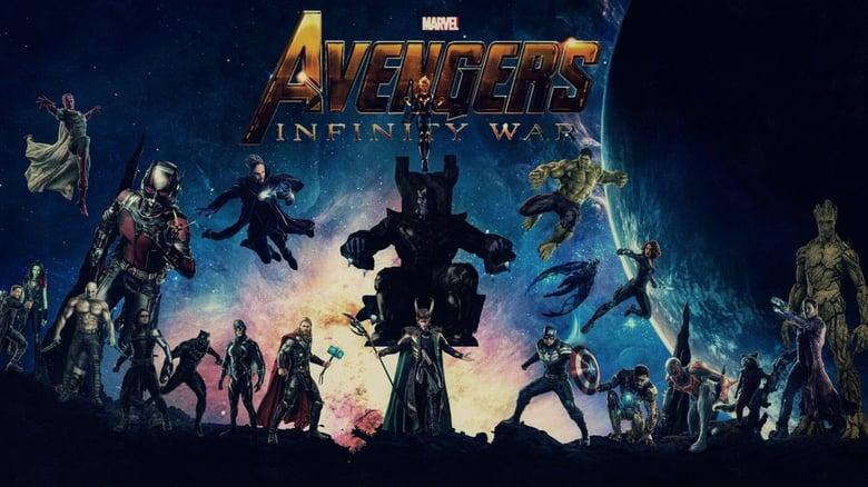 Backdrop Movie Avengers: Infinity War 2018