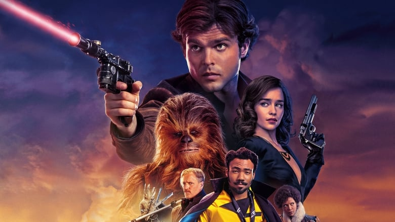 Backdrop Movie Solo: A Star Wars Story 2018