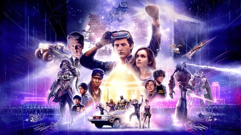 Streaming Full Movie Ready Player One (2018)