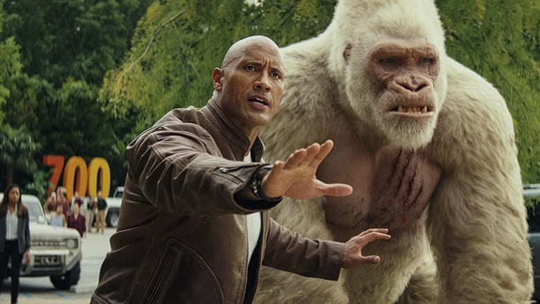 Download Full Movie Rampage (2018)