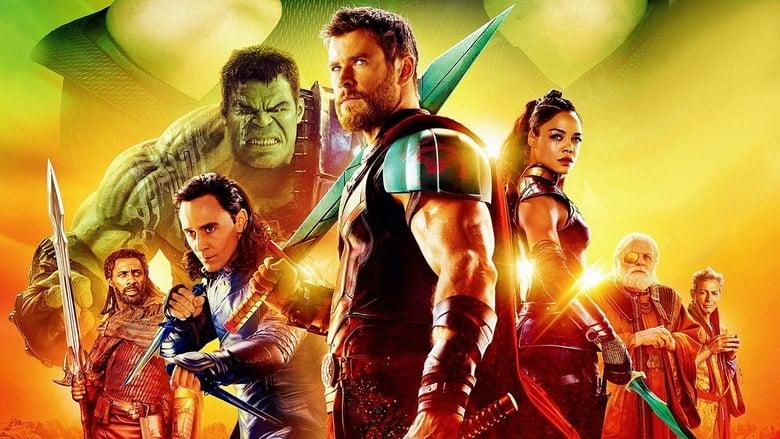 Backdrop Movie Thor: Ragnarok 2017
