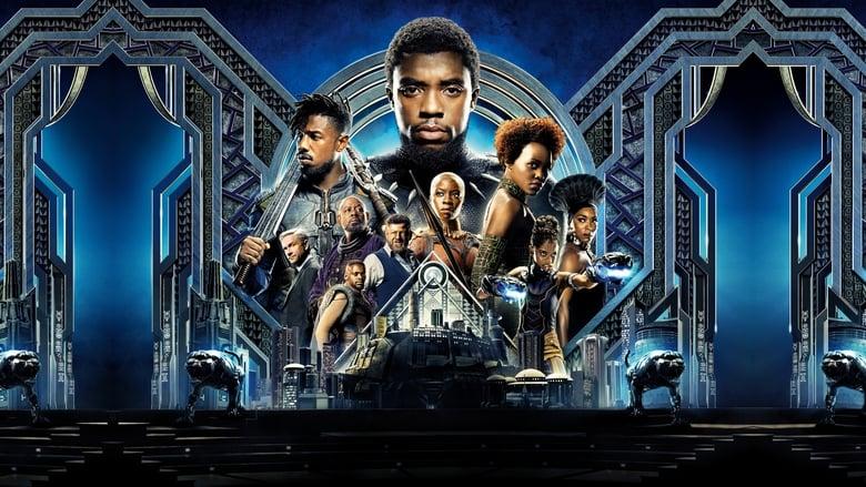 Backdrop Movie Black Panther 2018