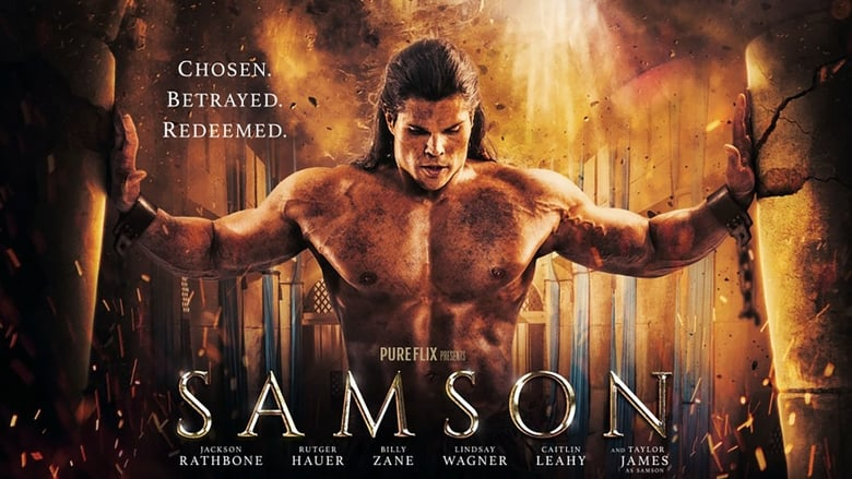 Backdrop Movie Samson 2018