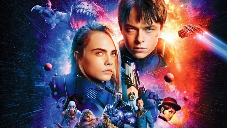 Watch Full Movie Online Valerian and the City of a Thousand Planets (2017)