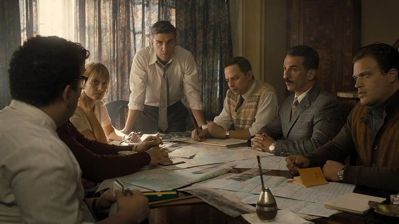 Backdrop Movie Operation Finale 2018