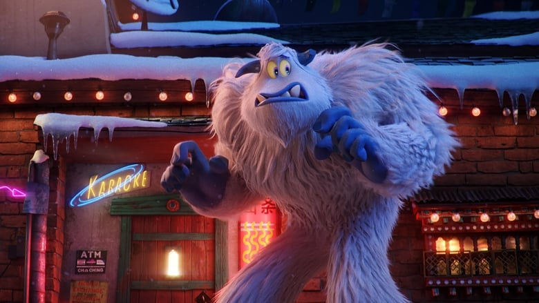 Backdrop Movie Smallfoot 2018