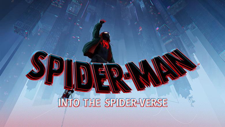 Backdrop Movie Spider-Man: Into the Spider-Verse 2018