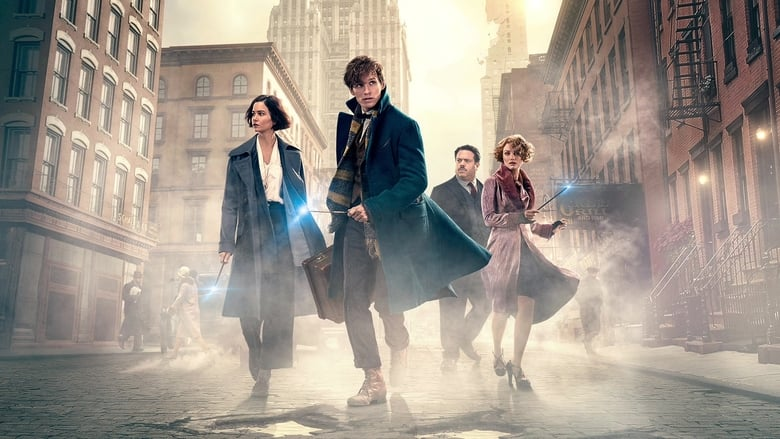 Backdrop Movie Fantastic Beasts and Where to Find Them 2016